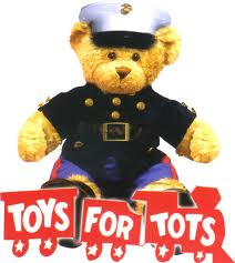 New Country Lexus of Westport Official Drop Location for Marine Corps Reserve Toys for Tots