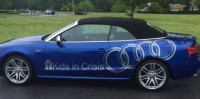 New Country Audi of Greenwich Paces Kids In Crisis Race Event