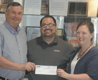 Toyota Clifton Park Donates $10,000 to Local Community Center & Playground