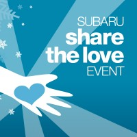 "New Country Subaru Invites You to ""Share the Love"" with Hometown Charity"