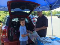New Country's 3rd Annual Stuff the MINI School Supply Drive for Hartford Students