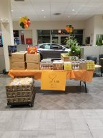 11th Annual Thanksgiving Food Drive at Toyota of Clifton Park